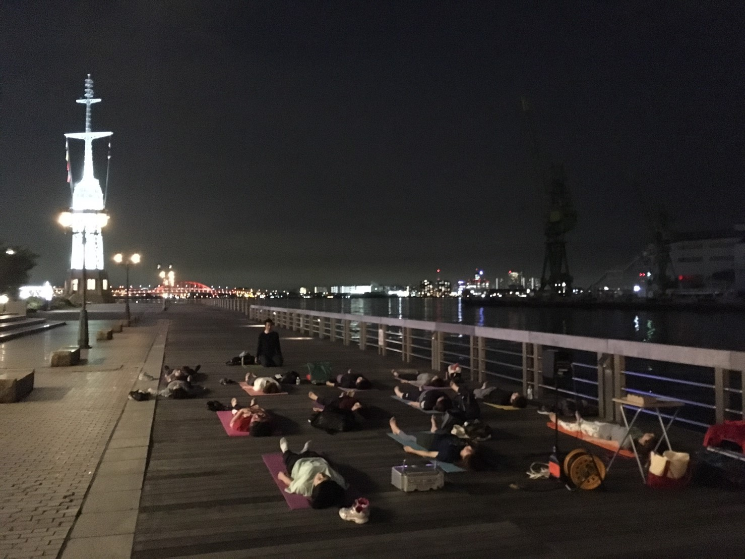 HARBOR YOGA
